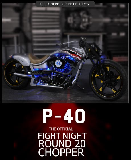 P 40 Warhawk