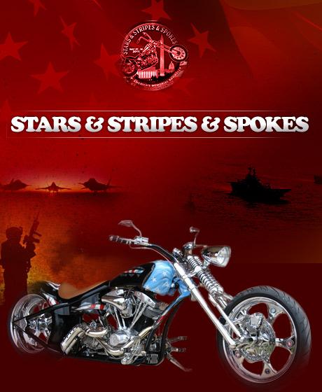 Stars & Stripes & Spokes
