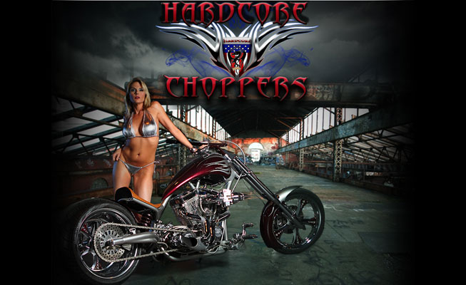 HC Choppers Intro Banner