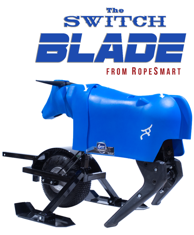 The SWITCH BLADE – RopeSmart Dummy