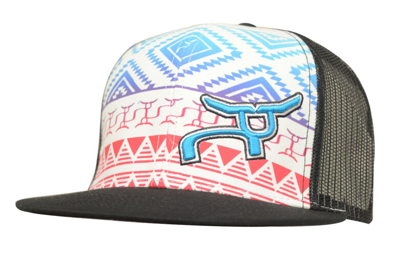 RS Colorful Aztec Pattern Snapback