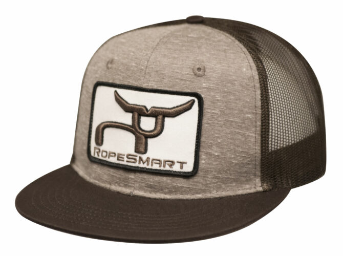RS Classic Trucker Brown Patch Cap