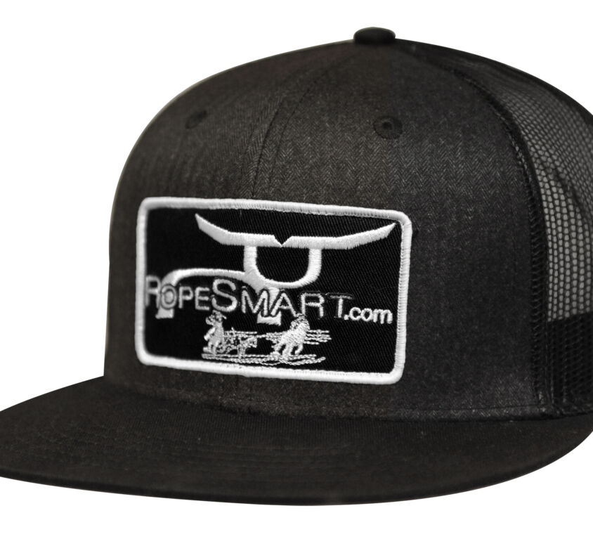 RS Classic Trucker with Cowboy Patch