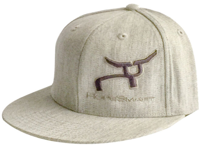RS Fitted Heather Gray Cap