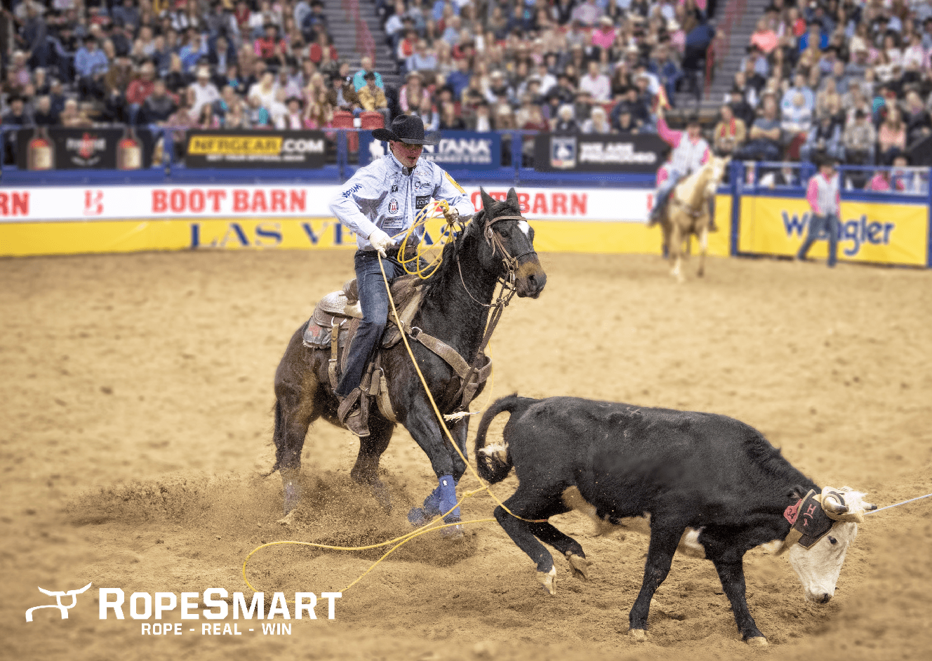Wesley Thorp Round 5 at the 2019 WNFR