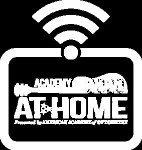 Academy 2020 At Home Logo