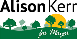 Alison Kerr for Mayor