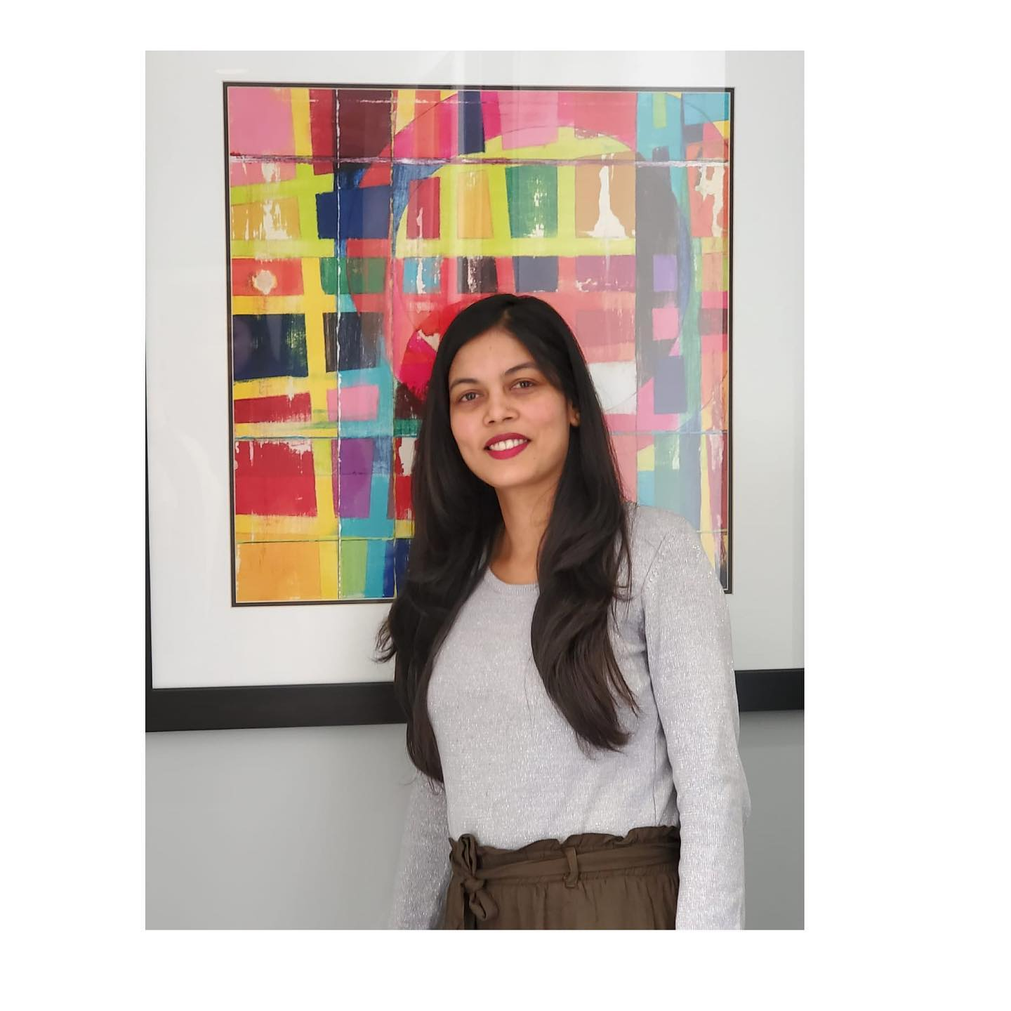 That is a big smile from our temp coordinator, Meena Pandit. She has been with us giving her best since last year. @meenapandit.mba2012 Thank you for your hard work and we really appreciate your efforts. #surrey #tempjobs #staffingsolutions