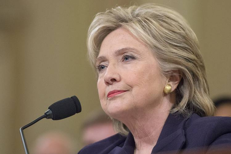 CLINTON BLASTED FOR LACK OF TRANSPARENCY