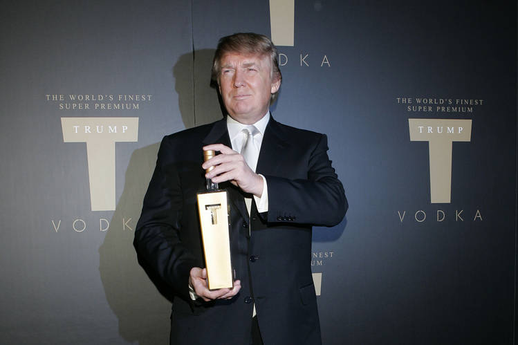 The Incredible Alcohol Hypocrisy Of Trump