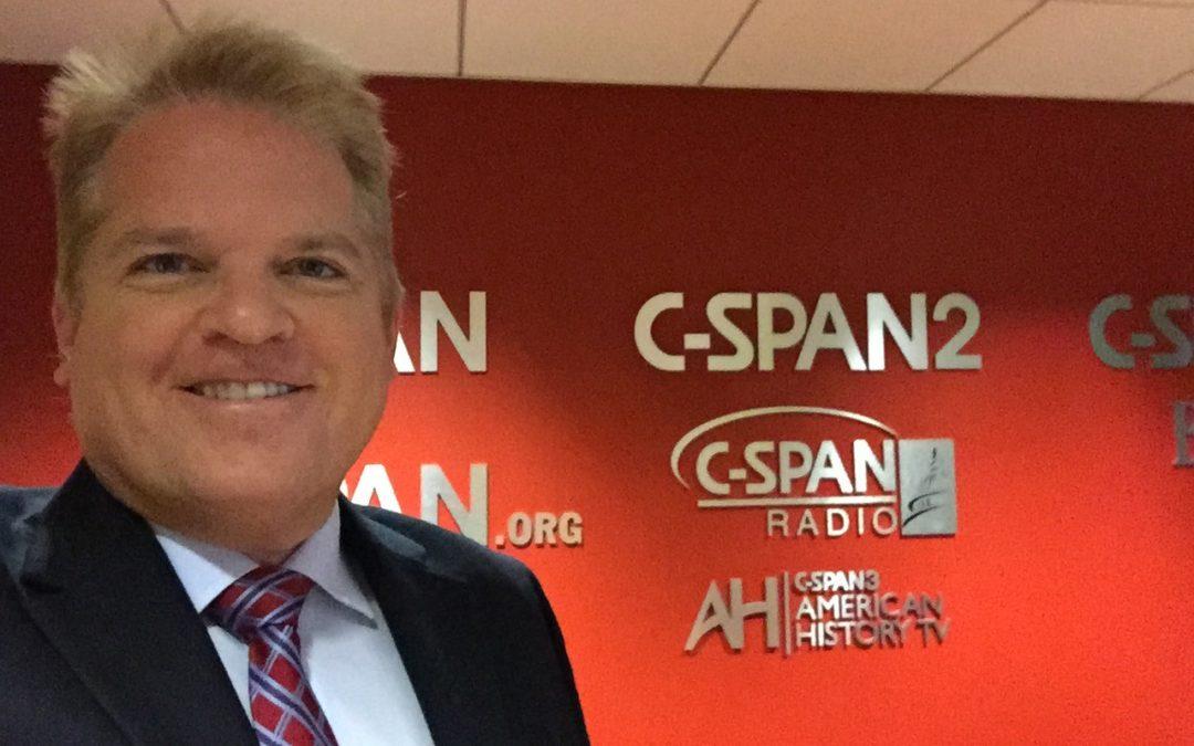 Jim on C-SPAN Radio
