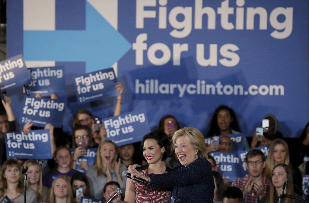 Clinton Crushes Trump With Millennials