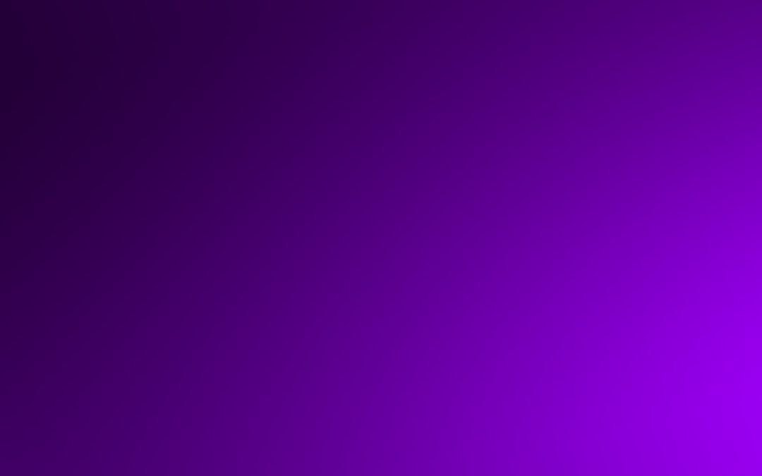 The Nation Draped In Purple