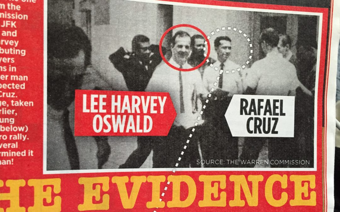 Trump Again Links Cruz's Father To JFK Assassin