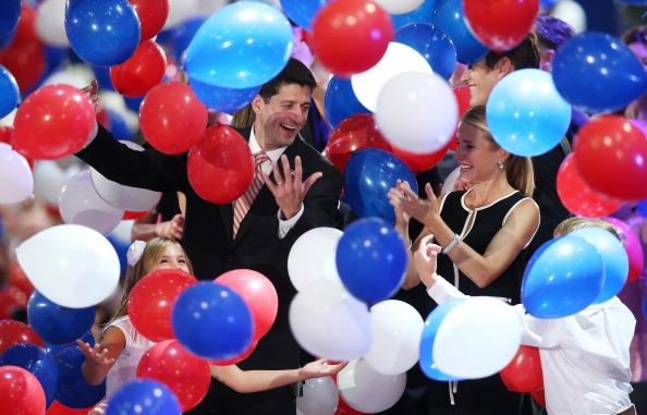 Is Paul Ryan An Option For The GOP In A Deadlocked Convention?