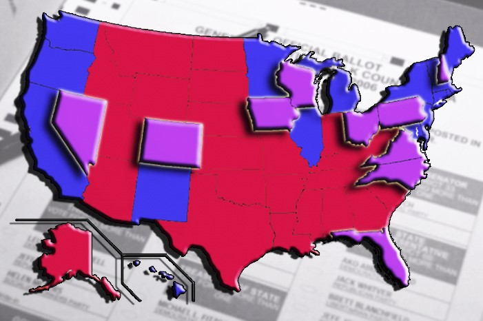 Your Guide: Top Ten Battleground States