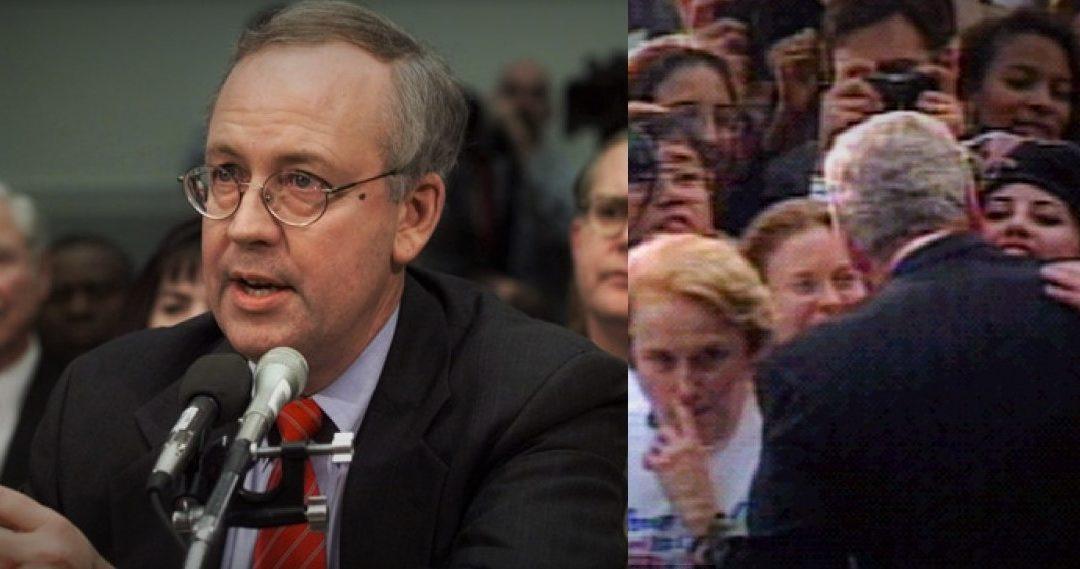 Clinton Prosecutor Fired As Baylor President