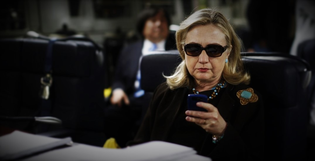 Hillary's Sloppy Sloppy Emails