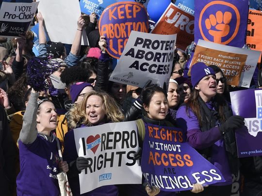 Abortion Rights Advocates Get Big Victory