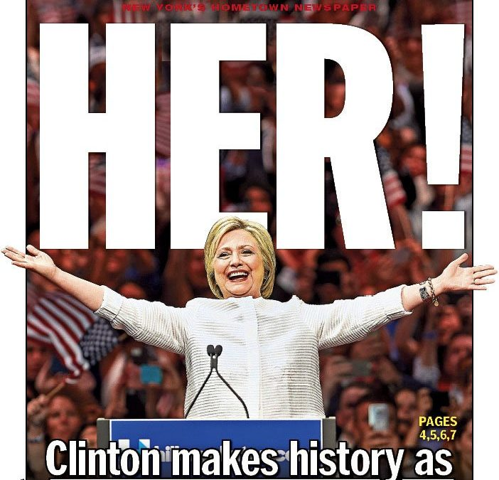 Clinton Historic Nomination Headlines
