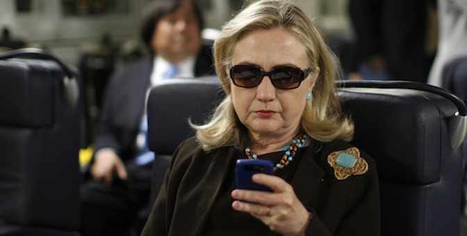 Clinton Questioned By FBI