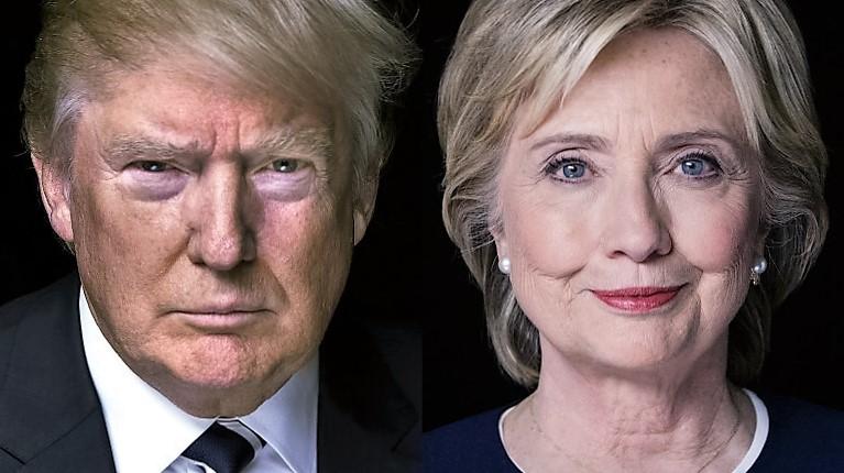 Clinton Leads Cash Race By Large Margin