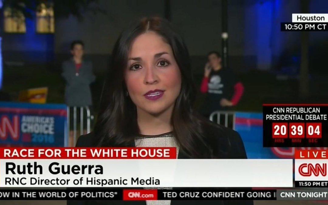 The RNC's Top Hispanic Strategist Quits