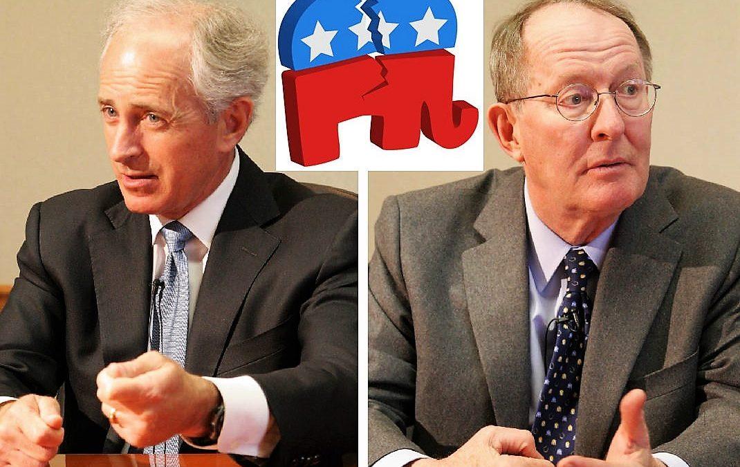 Tennessee GOP Senators Back Off Supporting Trump