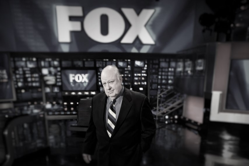 Ailes Finished At Fox News