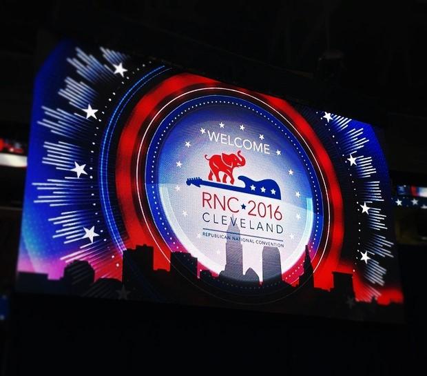 GOP Convention Short On Cash