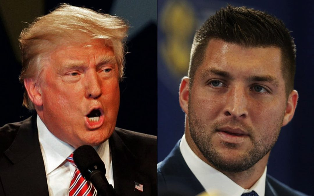 Tebow Says No To Trump Convention