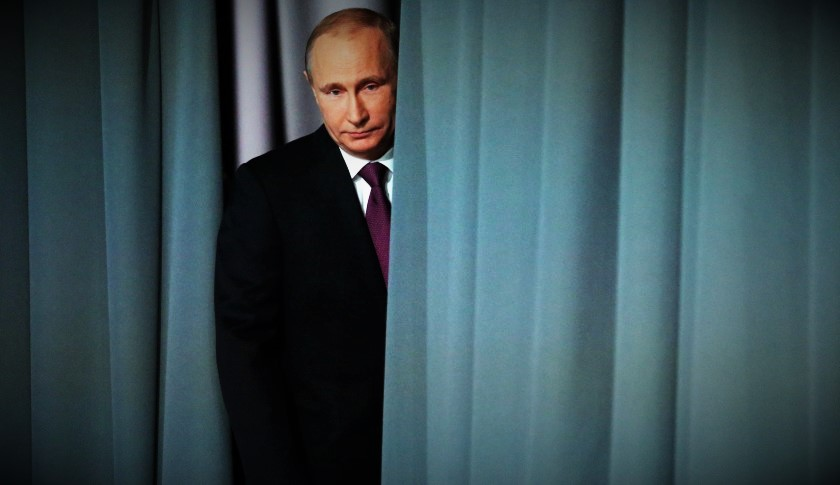 Is That Russia Lurking Behind The Curtain?