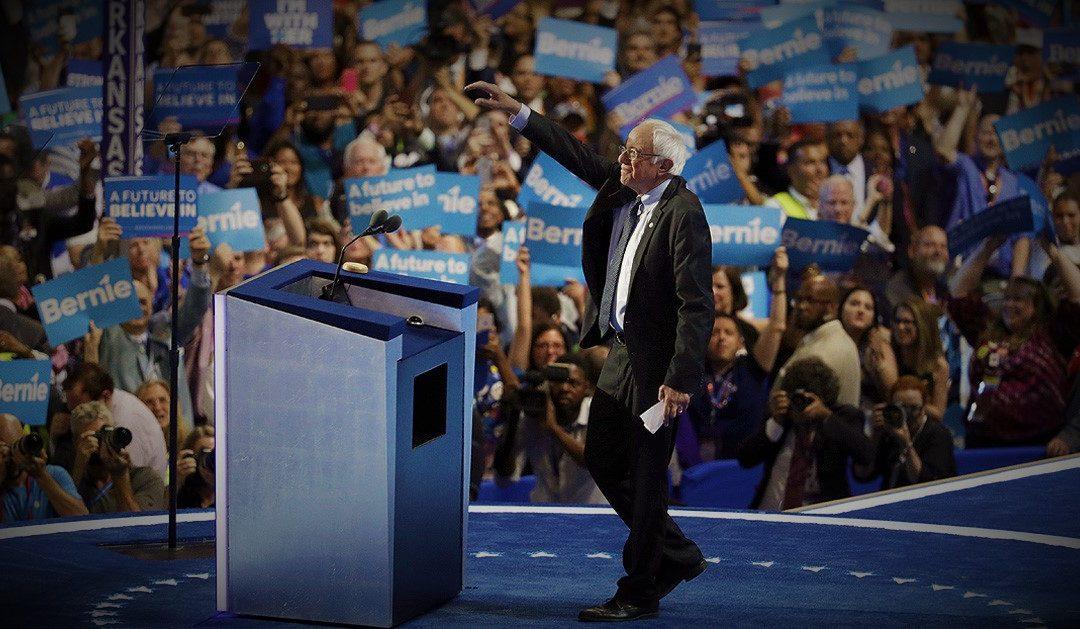 Sanders Doesn't Pull A Cruz