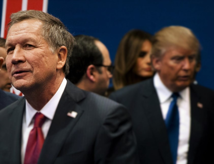 Kasich Trades GOP Convention For NAACP