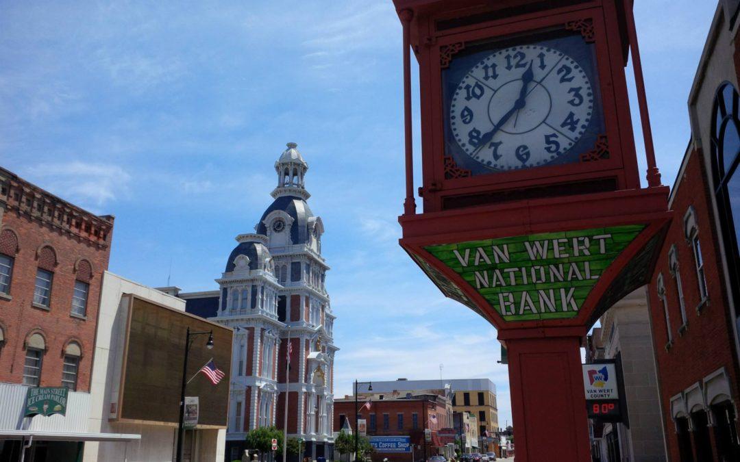 "Jim Heath: Van Wert County's ""Most Famous Person"""