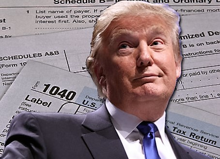 Trump's Last Hope: Begs Supreme Court To SHIELD His Tax Returns