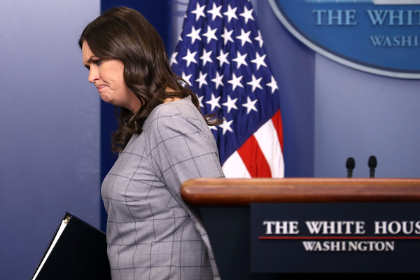 Surprising No One, Sarah Huckabee Sanders Hired By Fox News As Contributor