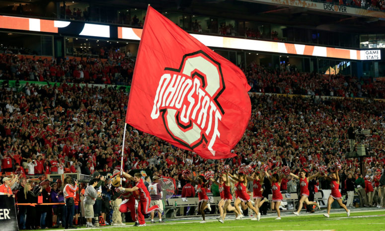 First College Football Ranking Puts OHIO STATE BUCKEYES #1
