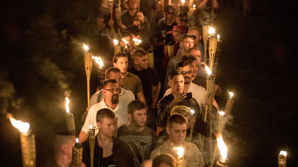 State Department Official Moonlit As A White Nationalist Leader & Attended Charlottesville