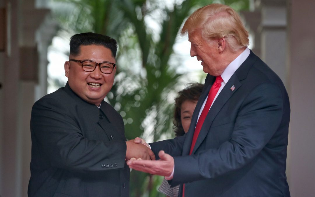 North Korea Has Ramped Up Nuclear Arsenal After Handshakes & Love Notes