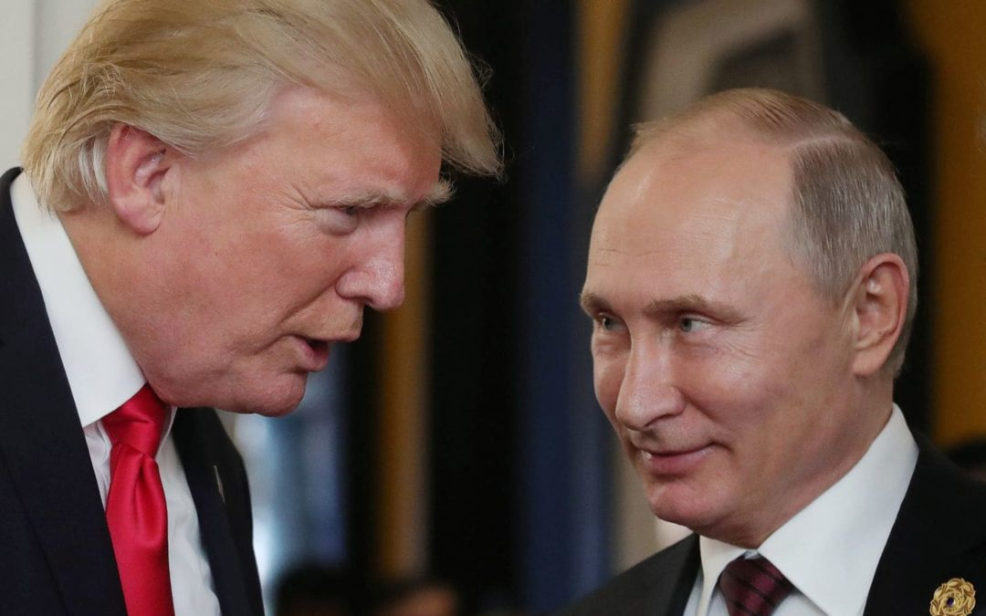 Trump Pushes For Putin To Be Back In G8 – Russian Leader Represents Authoritarian Government