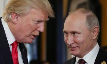 Putin Helping Trump Out AGAIN – Hacks Ukrainian Gas Company At Center Of Impeachment