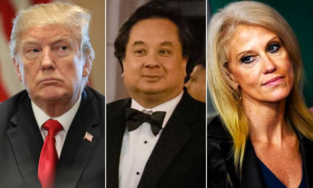 """MUST READ:  George Conway – """"I Believe The President & In The President"""""""