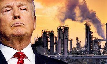 Trumps Joins Saudi Arabia & Russia On Controversial Effort To Weaken Climate Goals