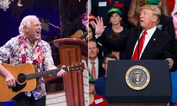 """It's A Blue Wave In """"Margaritaville"""" – Jimmy Buffett Slams Trump & Republicans In Florida"""