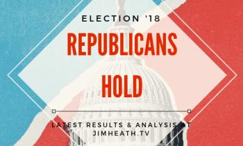ELECTION ALERT:  Republicans Hold Senate Seat In Mississippi