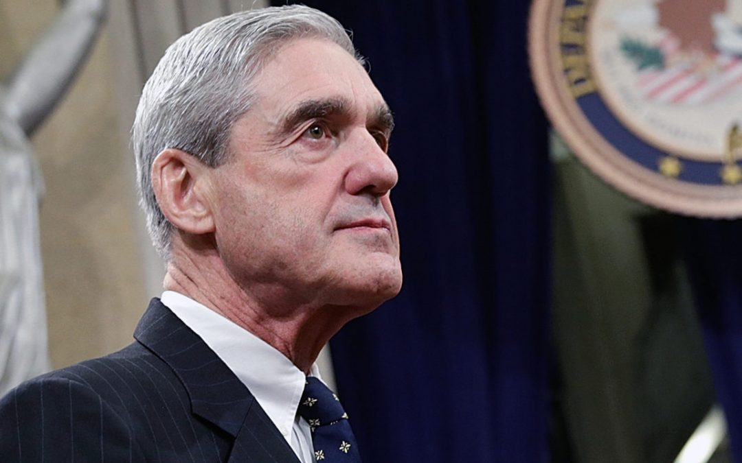 It's Mueller Time – Former Special Council Will Testify Before Congress July 17