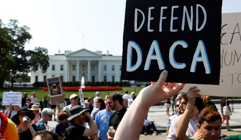 Supreme Court Rejects Trump Request To Fast Track Decision On Dreamers