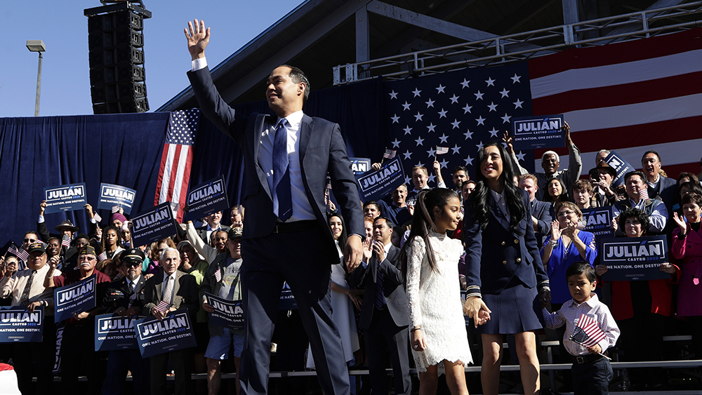 ELECTION 2020: Sec. Julián Castro Launches Bid For The White House