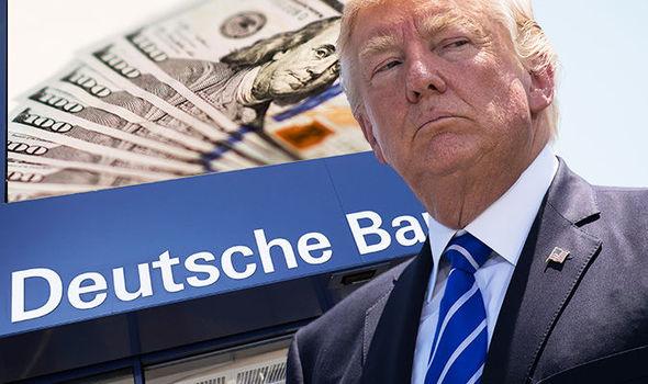 Deutsche Bank Subpoenaed – Congress Seeking Info About Loans To Trump Organization